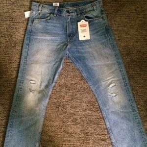 Levi's 505c Distressed Jeans